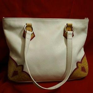 Itailian made Claudia Firenze purse